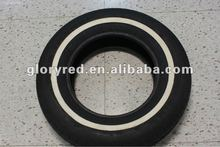 DOT CERTIFICATED USA AMERICA WHITE WALL CAR TYRES WSW TYRES