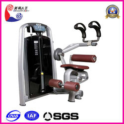 Total Abdominal ab shaper exercise equipment