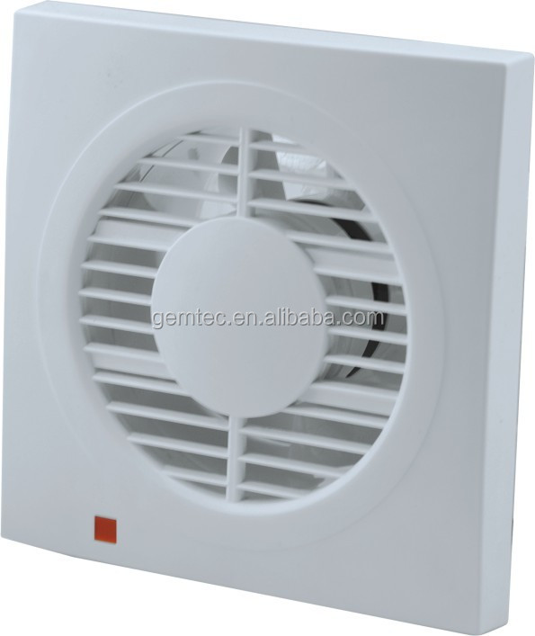 Bathroom Extractor Window Fan : Window mounted bathroom extractor fan with indicator abs