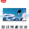 Commercial live broadcast 3x3 lcd video wall display CE/ROHS/FCC/UL big advertising screen