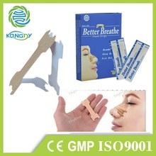 2015 new product high quality Breathe Right Nasal Strips For Snoring stop