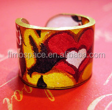 polymer clay bracelet accessories promotional gifts for teengers