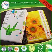 We Produce larun Brand a4 paper 80gr