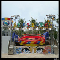 hottest park attraction rides rotary tagada disco ride for sale