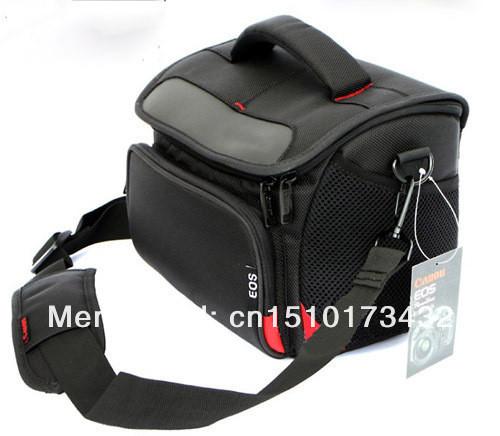 New Camera Case Bag For Canon DSLR Rebel 450D 5D 50D 500D 550D 5DII 5DIII 6D 60D 60Da 600D 650D 7D SX30 SX20 Camera/Video Bags