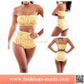 Nueva mujeres Sexy Bikinis Set de cintura alta abrigo del traje de baño del Beachwear