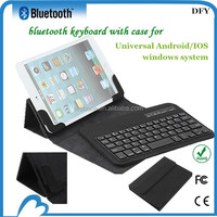 DFY Magnetic detachable bluetooth gaming wireless keyboard for android