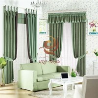 2015 new design china alibaba cheap 3d print blackout curtain fabric