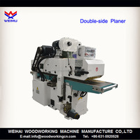 Wood Double Surface Planer Thicknesser