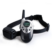 Electric Shock LCD Remote Training collar IPET-PD07
