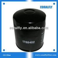 Excavator best rated oil filter 1768402