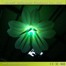 Sell Well new stage decoration inflatable flower for wedding decoration