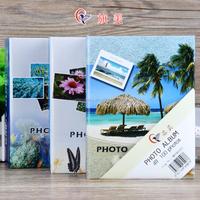 4R beautiful natural scenery design PP pocket photo album
