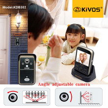 Wholesale ODM/OEM sole agent hot selling wide angle waterproof video door phone wireless easy install night vision