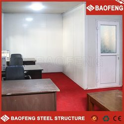 advanced modern design custom movable office container