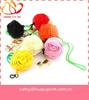 Rose promotional advertising bags, rose polyester foldable shopping bag
