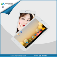 Cheap 6inch dual sim slim mobile phone 4g low cost tablet pc phone MTK 8382 3G WCDMA2100 IPS 950*560 pixel 0.3MP+2.0MP with CE