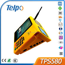 Telepower TPS580 New Design POS Machine Barcode Scanner with Memory GSM Data Terminal