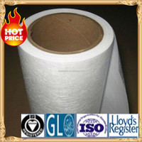 fiberglass filter paper, mini-pleat pack, HEPA filter glassfiber paper media