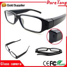 New Products mini hidden camera detector 1080p Full HD Double-Button glass camera mini spy mini camera