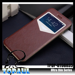 New Custom pu leather PC plastic stand holder Phone cover Case for Samsung Galaxy S5