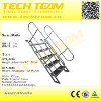 2015 Hot Sale Mobile Stage Ladder