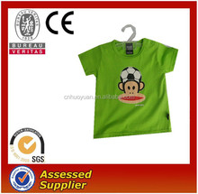 Nice gift for party event washable children led t-shirt