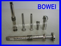china factory CNC custom cnc machinery steel valve parts