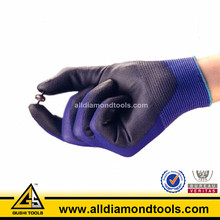 100%neoprene protective gloves cutting glass