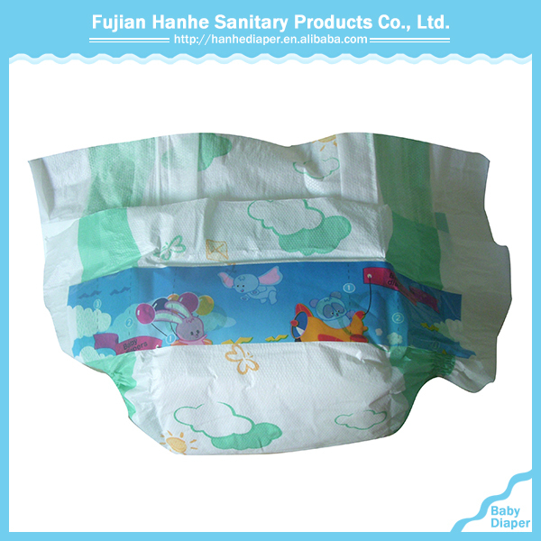 OEM Soft Disposable Sleepy Baby Diaper