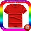 cotton elastane promotional t shirt top quality cheap wholesale plain t shirt