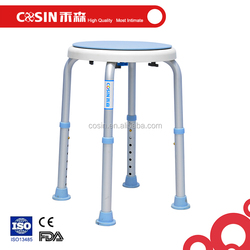 round shower chair rotatable shower seat