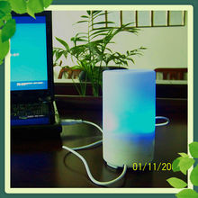 2013NEW Color-changing Ultrasonic Air Humidifier and Aroma Diffuser + Lamp + Air purifier+aroma diffuser electric