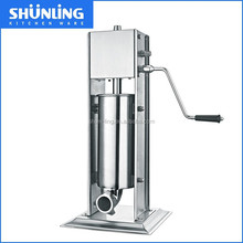 15L 304 stainless steel manual used sausage stuffer for sale