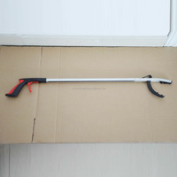 Handle grabber, reaching pick up tool, rubbish trash picker