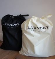 2015 Promotional Large Cotton Canvas Laundry Bag