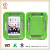 Shockproof Protective frame Case Cover for ipad mini, EVA soft bumper case for iPad mini tablet