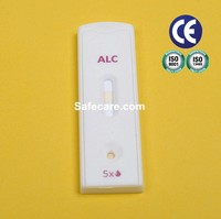 One Step Urine Alcohol Test Device for Home or Work Test