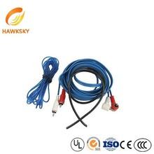 Auto Car Audio Cable RCA Power Cable Mini DC Wire Assemblies