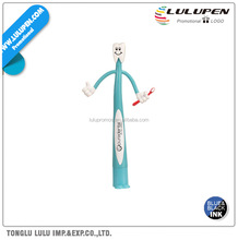 Tooth Bend-A-Promotional Pen (Lu-Q99884)