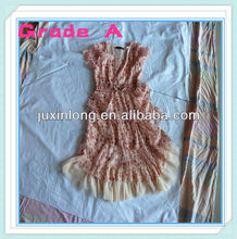 Grade A bulk fashion style children used clothing export