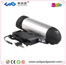 Samsung29E cell electric bike water bottle battery 36v 20ah with controller place