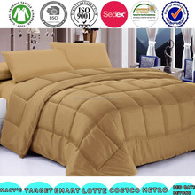 factory directory wholesale down fill comforter/king down comforter/microfiber comforter