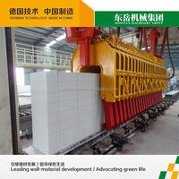 tall buildings used autoclave aerated brick machine high income aac block machine project
