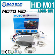High quality new coming 15w motorcycle hid conversion kit with trade assurance