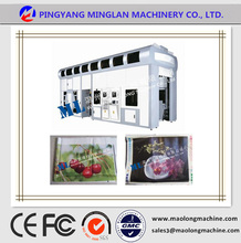 ML/FF-D New Style High Technology two color flexo printing machine