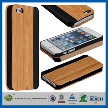 C&T Hotsale design high quality wooden case for galaxy note 3