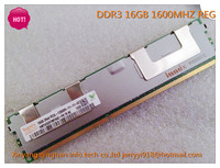 NEW ---16GB DDR3 RAM 1600MHZ PC12800 REG SERVER RAM MEMORY