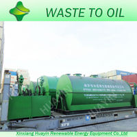 Oil is Money Waste Tyres To Oil Machine With High Profit Hot Selling Machine