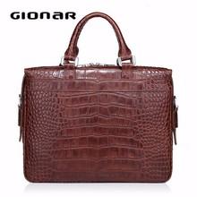Man Leather Handbags , Vintage Messenger Bag , Handbag for Laptop